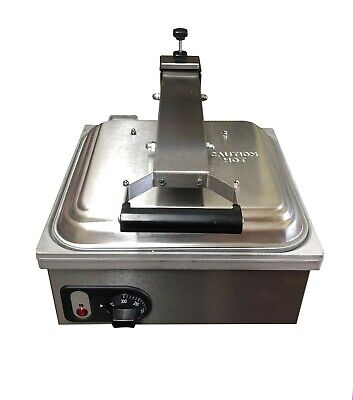 £109.99 • Buy Commercial Flat Plate Panini Grill Machine 2.2 Kw Electric 13amp Plug Fitted