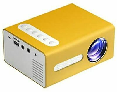 AU109.60 • Buy Portable Mini Projector LED Video Projector T300 Supports 1080P For Kids Gift Ch
