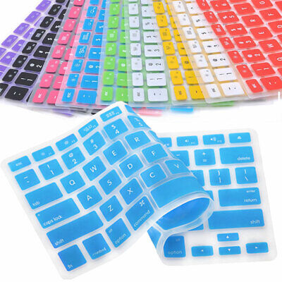 £5.02 • Buy Soft Keyboard Cover Skin Protector Layout For MacBook Pro