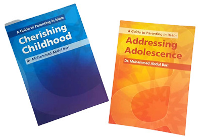 £6.99 • Buy A Guide To Parenting In Islam: Childhood / Adolescence 2 Books Set (PB - Ta Ha)