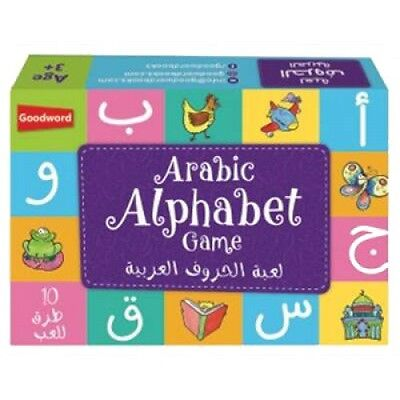 £7.99 • Buy NOW REDUCED: Arabic Alphabet Game - 28 Flashcards
