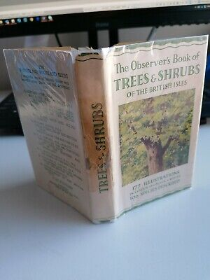 £12.99 • Buy Observer's Book Of Trees 1938 Reprint