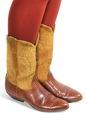 £43.66 • Buy Westernstiefel Cowboy Boots Catalan Style Line Dance Texas Boots Sancho 39