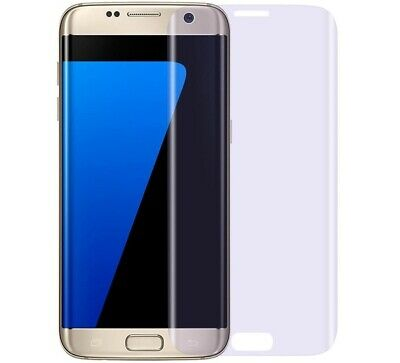 $ CDN4.64 • Buy For SAMSUNG GALAXY S7 EDGE FULL COVER TEMPERED GLASS SCREEN PROTECTOR GENUINE