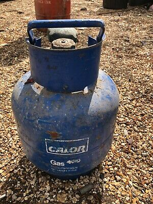 Calor Gas  4.5kg Butane Bottle   .X2 Empty. • 10£