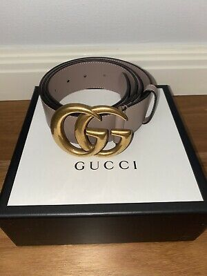 AU500 • Buy Gucci Wide Belt With Double GG