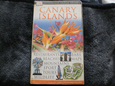 £2 • Buy Eyewitness Travel Guides Canary Islands Guide Book