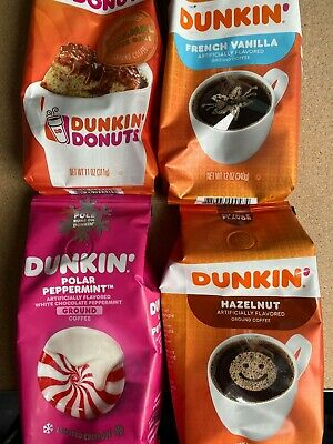 £13.95 • Buy Dunkin Donuts USA Exclusive Flavoured Coffee - Choose Your Own