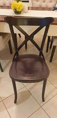 AU175 • Buy French Dining Chairs X6