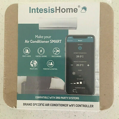 AU350 • Buy MITSUBISHI HEAVY INDUSTRIES Intesis Home Wifi Module For Ducted Air Conditioners