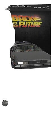 $100 • Buy VeVe NFT - DeLorean 1:1 - RARE  Back To The Future - SOLD OUT Interactive!
