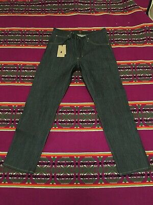 £140.89 • Buy Brand New W Tag Lee 101 Z Premium Jeans Made In Italy Woven In Japan 36/32