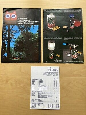 £2.50 • Buy 1969 Tilley Camping Outdoor Cooking Lighting Equipment Advert Dunmurry Belfast.
