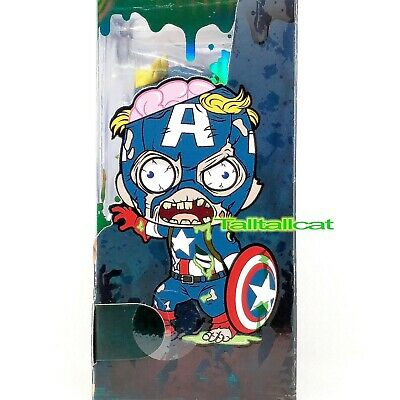 $ CDN24.25 • Buy Hot Toys MARVEL ZOMBIES COSB818 ( Captain America ) Cosbaby [ In Stock ]