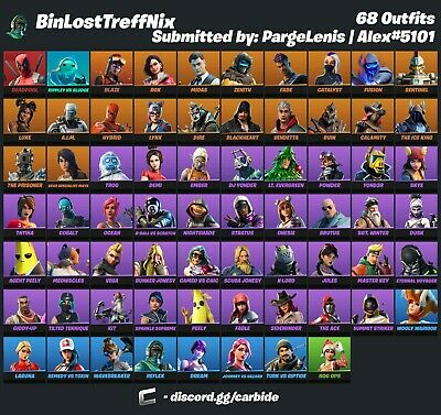 $ CDN263.66 • Buy FN Account With Many Skins, Emotes Etc.