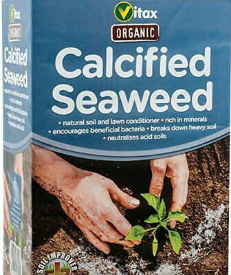 £1.79 • Buy Plants - Vitax Calcified Seaweed - 50 Gram Pouches - Free Post