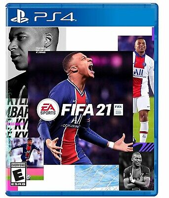 £15.95 • Buy Fifa 21 PS4 US NEW DISPATCH TODAY ALL ORDERS PLACED BY 2 P.M.