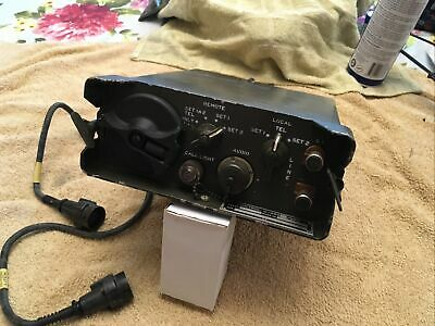 $60 • Buy Military Radio Control Group C-434 Remote Field Phone Transceiver
