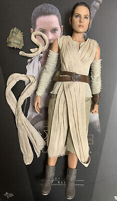 $ CDN217.54 • Buy Hot Toys MMS336 Masterpiece Star Wars The Force Awakens 1/6 Rey Figure Only