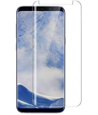 $ CDN7.41 • Buy For SAMSUNG GALAXY S8 PLUS FULL COVER TEMPERED GLASS SCREEN PROTECTOR GENUINE 8+