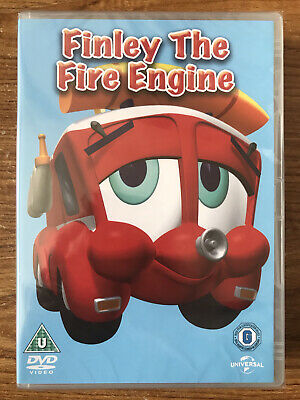 £1.48 • Buy Finley The Fire Engine - Finley & Friends (DVD) Brand New Sealed