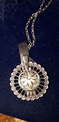 £40 • Buy Victorian Rose Rolled Gold Chatelaine......Watch Chain ......Stamped TW