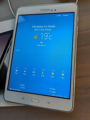 AU86 • Buy Samsung Galaxy Tab A - Android Tablet For Youtube/Web/Email Excellent Condition