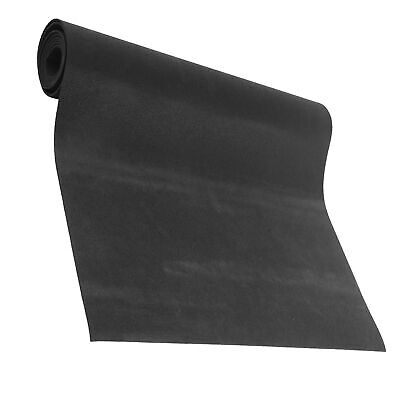 AU159.83 • Buy Rubber Fitness Mat Floor Protector Suitable For Indoor Sport Cycling Yoga Mat