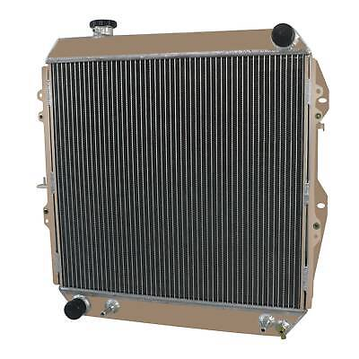 AU151.05 • Buy Aluminum Radiator For Toyota 4 Runner HILUX VZN130 3VZ-FE V6 Petrol 3.0L 3Core