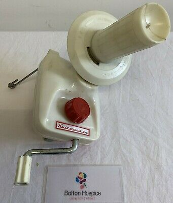 Knitmaster Wool Yarn Winder Vintage Working #3516 • 5£