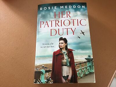 £1.60 • Buy Her Patriotic Duty By Rosie Meddon