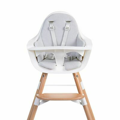 £32.50 • Buy Childhome Highchair Seat Cushion For Newborn Baby-Tricot Pastel Mouse Grey