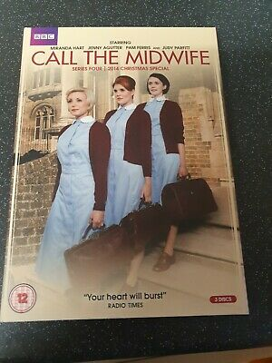 £5 • Buy Call The Midwife Series 4 Plus Christmas Special 2014