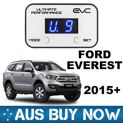 AU209 • Buy IDRIVE Ford Everest 2015+ Ranger WindBooster Electronic Throttle Controller