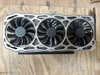 $ CDN970 • Buy Evga Geforce Gtx 1080 Ti Ftw3 Gaming 11gb Graphics Card