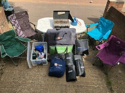 £300 • Buy Camping Equipment Bundle For A Family, Pre Loved