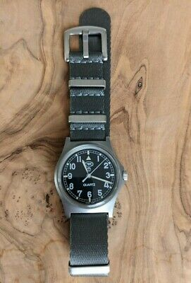 $ CDN243.75 • Buy CWC G10 Military Watch - W10- Royal Army Issue 1998 - In Great Condition