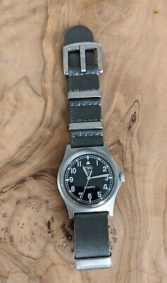 $ CDN281.26 • Buy CWC G10 Military Watch - W10- Royal Army Issue 1991 - In Great Condition