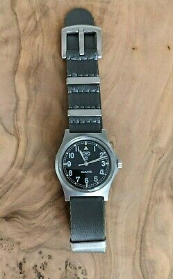 $ CDN216.48 • Buy CWC G10 Military Watch - 0552- Royal Navi Issue 1989 - In Great Condition