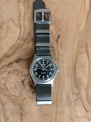 $ CDN349.44 • Buy CWC G10 Military Watch - W10- Royal Army Issue 1985 - In Great Condition