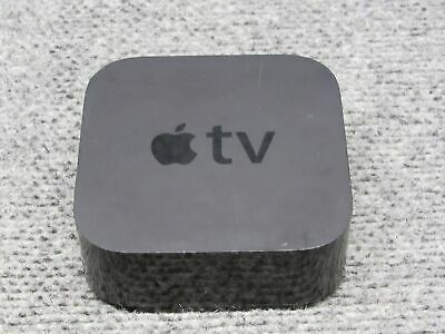 AU64.35 • Buy Apple TV A1625 4th Generation 64GB HDMI Smart Media Streaming Player *Tested*
