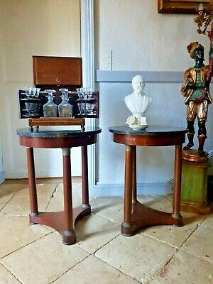 £760.75 • Buy French Side Tables, Gueridon Tables, Nightstands