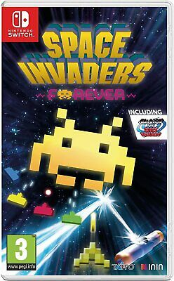 AU51 • Buy Space Invaders Forever Nintendo Switch Brand New Sealed