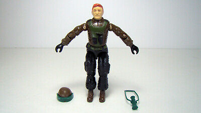 $ CDN18 • Buy Vintage Hasbro 1984 GI JOE  Slugger Tank Driver THUNDER With Accessories!