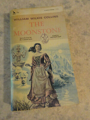 £8.50 • Buy Wilkie Collins The Moonstone. Vintage 1965 Airmont Books. Paperback.