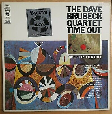 £20 • Buy The Dave Brubeck Quartet – Time Out / Time Further Out – Ex