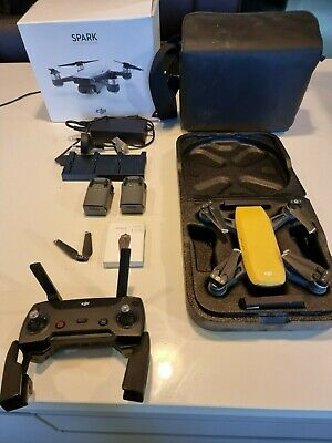 AU300 • Buy DJI Spark Drone Fly More Combo, 2 Batteries And Charger