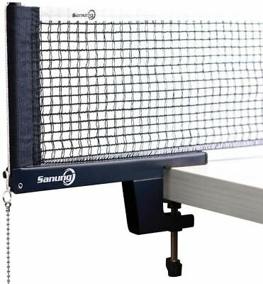 AU42.50 • Buy Sanung Portable Table Tennis Ball Net Support International Standard Size Playgr