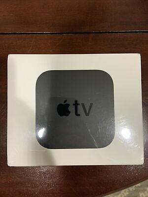 AU186.65 • Buy Apple TV (4th Generation) 32GB HD Media Streamer - Black (MR912LL/A)