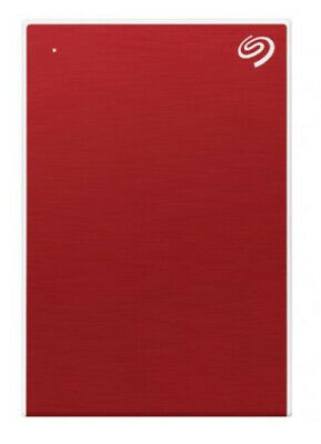 £67.69 • Buy Seagate One Touch External Hard Drive 1000 GB Red - STKB1000403 - One Touch, 1TB